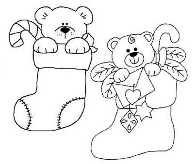 Desenhos Natal Colorir Decorar Sala De Aula Atividades Escolares  1