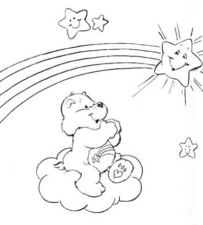 Desenhos Ursinhos Carinhosos Colorir Paineis Mural Escola Aniversario
