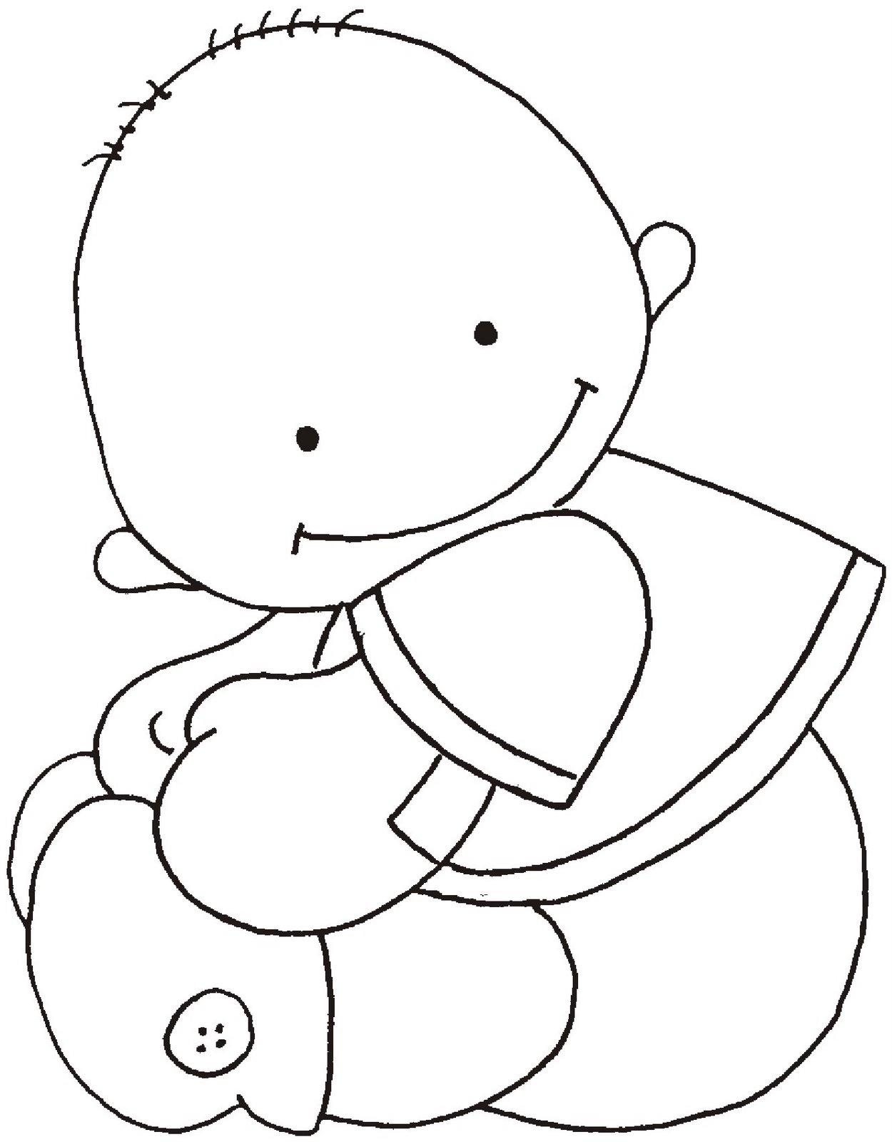 desenhos bebes pintura fraldas decoracao bercario quarto (5)
