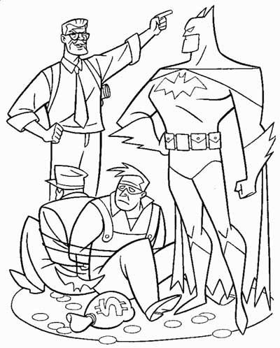 Riscos E Desenhos   Desenhos Do Batman Para Colorir