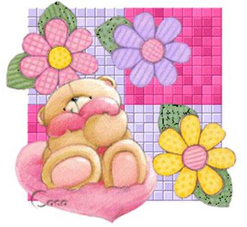 Desenho Animado Infantil on Riscos E Desenhos   Desenhos De Ursinhos