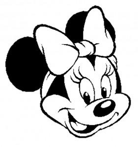 desenhos minnie disney colorir lembrancinha aniversario (5)