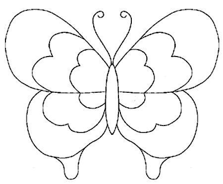 ... de borboletas para patchwork moldes de galinhas para patchwork e