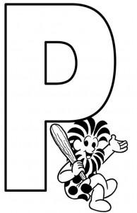 desenho molde alfabeto turma monica imprimir colorir painel escolar (16)