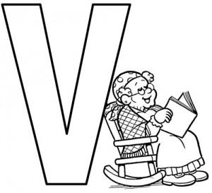 desenho molde alfabeto turma monica imprimir colorir painel escolar (22)