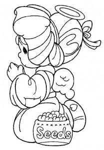 desenhos colorir meninas (2)