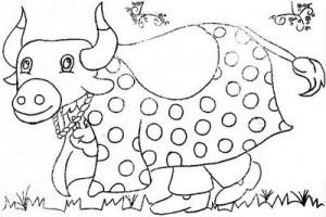 desenhos colorir folclore saci perere iara mula sem cabeca curupira bumba meu boi (3)