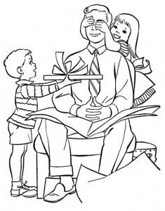 desenhos imprimir colorir dia dos pais atividades projeto escola (4)