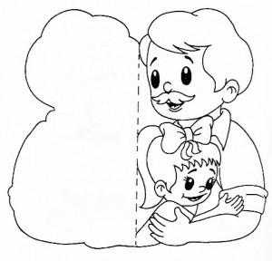 modelo cartao dia dos pais imprimir colorir atividade escola (4)