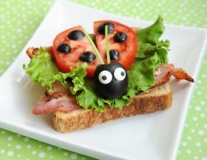 ideias lanche sanduiche divertido criativo criancas (5)