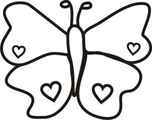 molde borboleta artesanato eva feltro lembrancinhas (3)