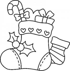 desenhos imprimir colorir natal papai noel boneco de neve anjo arvore de natal (2)
