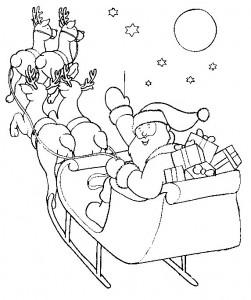 desenhos imprimir colorir natal papai noel boneco de neve anjo arvore de natal (3)