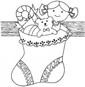 desenhos imprimir colorir natal papai noel boneco de neve anjo arvore de natal (4)