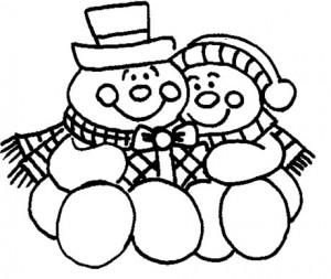 desenhos imprimir colorir natal papai noel boneco de neve anjo arvore de natal (5)