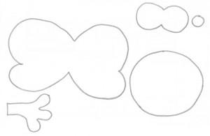 como fazer bichinhos cachorrinho abelhinha sapinho joaninha eva cd usado reciclagem (6)