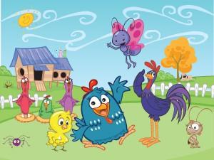 desenhos colorido galinha pintadinha lembrancinha tag rotulo festa infantil (3)
