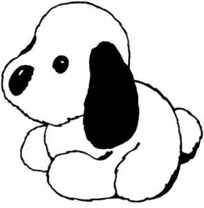 desenhos caes cachorrinhos colorir imprimir (1)