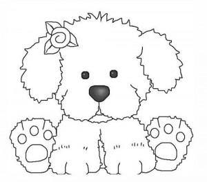 desenhos caes cachorrinhos colorir imprimir (3)