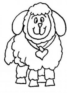 desenhos ovelhinhas colorir atividades escolares criancas (1)
