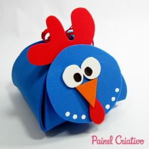 lembrancinha galinha pintadinha porta bombom eva festa aniversario crianca (13)
