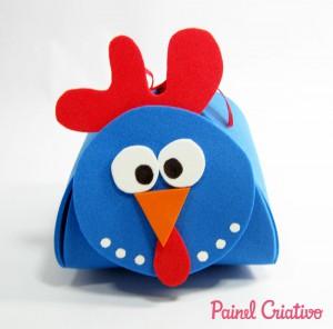 lembrancinha galinha pintadinha porta bombom eva festa aniversario crianca (9)