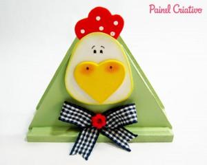 modelo porta guardanapo galinha eva decoracao cozinha (1)