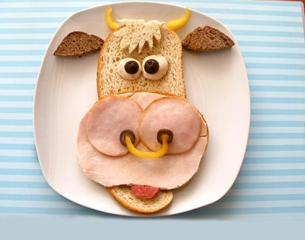 como fazer sanduiches criativo divertido atrativo saudavel criancas comer (4)