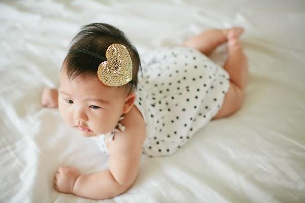 como fazer tiara cabelo tecido menina bebe (4)