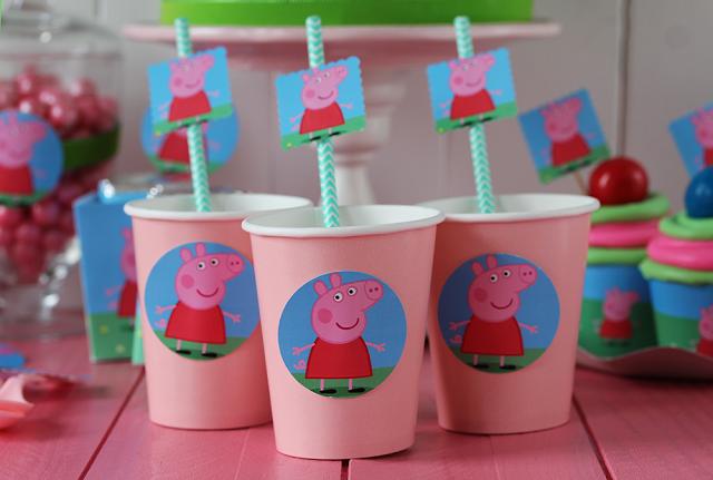 decoracao festa aniversario  infantil peppa (3)