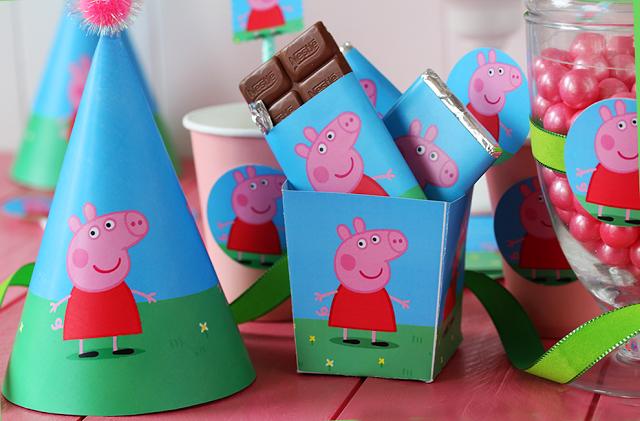 decoracao festa aniversario  infantil peppa (6)