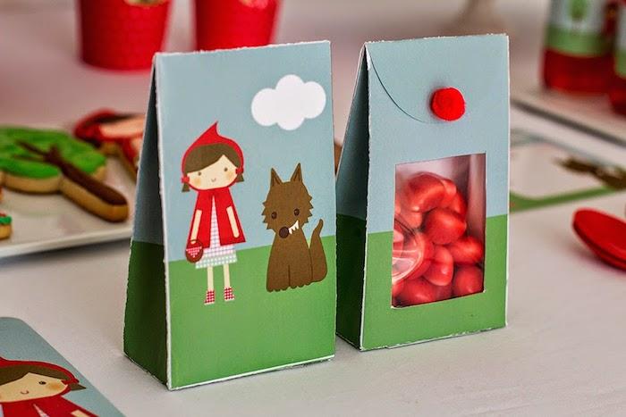festa aniversario personalizada chapeuzinho vermelho crianca decoracao mesa (1)