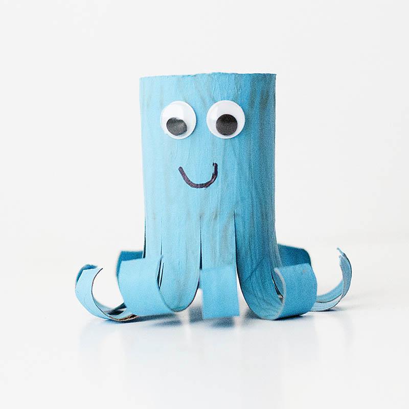 ideia reaproveitar rolinha papel higienico tubo aluminio reciclagem escola criancas (4)