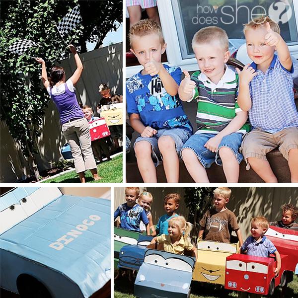 reciclagem carrinho papelao criancas brinquedo (3)