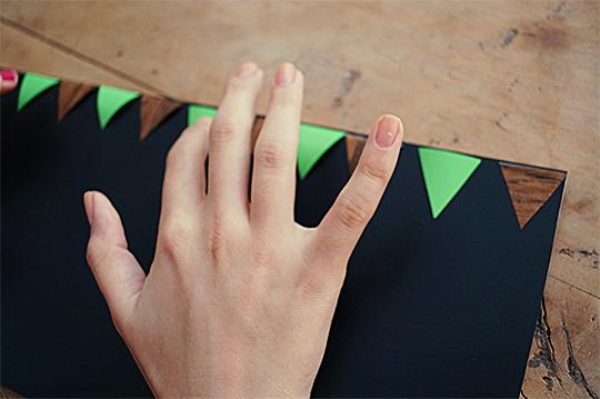 como fazer lousinha quadro negro papael contact adesivo crianca brincadeira escolinha em casa (3)