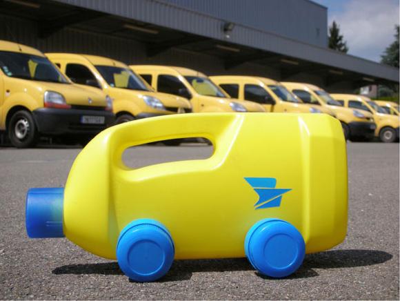 brinquedo reciclado sucata carrinhos embalagem plastica amaciante meninos brincar (5)