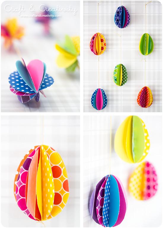 decoracao pascoa ovos  pascoa papel colorido (1)