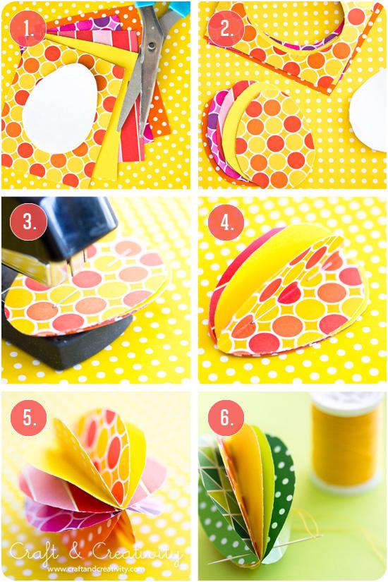 decoracao pascoa ovos  pascoa papel colorido (2)