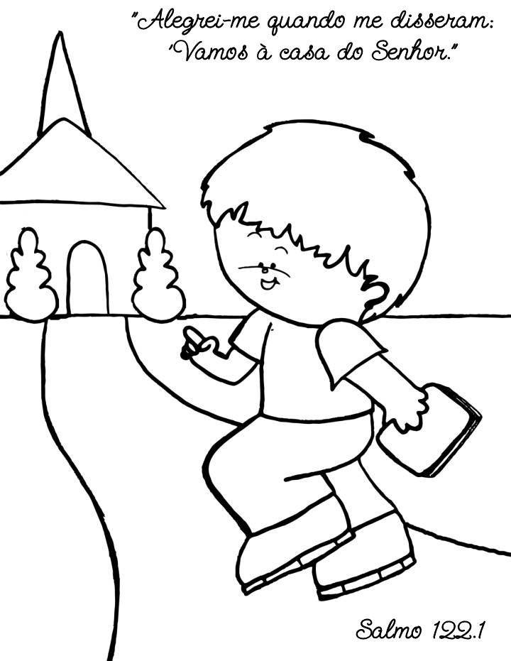 riscos e desenhos desenhos religiosos para colorir
