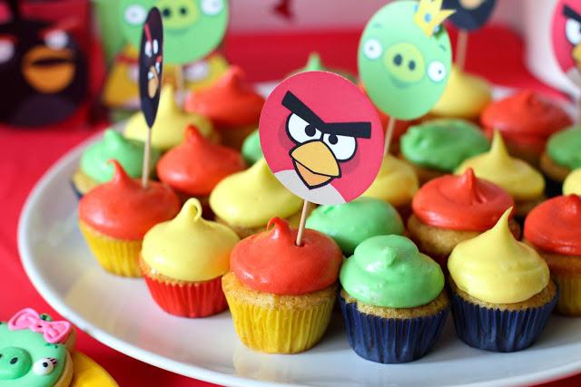 Ideias para Festa Infantil com o Tema Angry Birds (3)