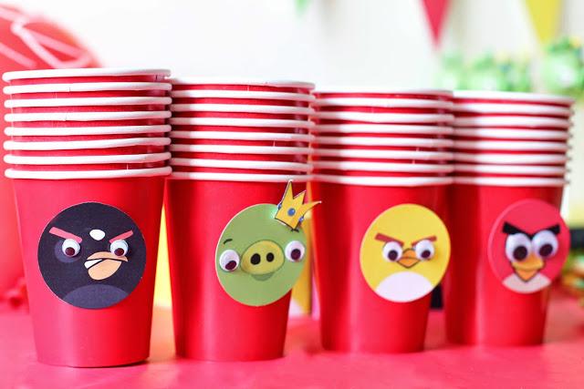 Ideias para Festa Infantil com o Tema Angry Birds (4)