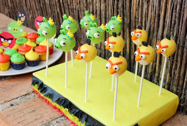 Ideias para Festa Infantil com o Tema Angry Birds (6)
