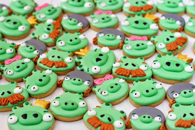 Ideias para Festa Infantil com o Tema Angry Birds (7)