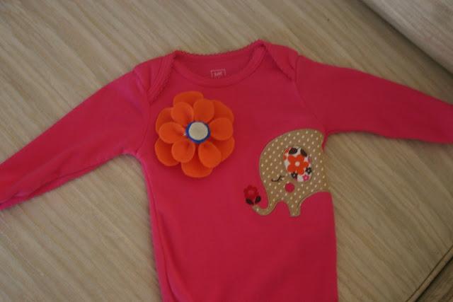 como fazer flores feltro arranjo cabelo broches roupa infantil menina bebe (10)