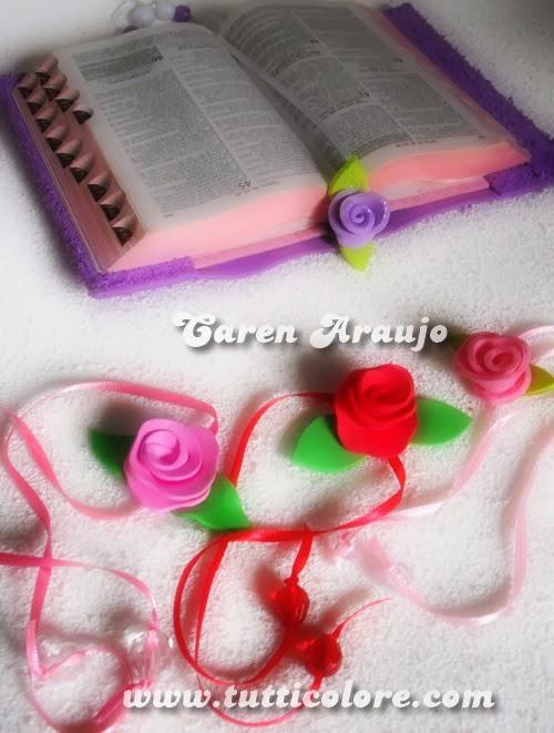 passo a passo marcador pagina florzinha em eva biblia caderno agenda livros (1)