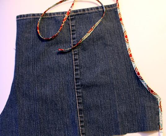 passo passo avental calca jeans reciclagem (5)