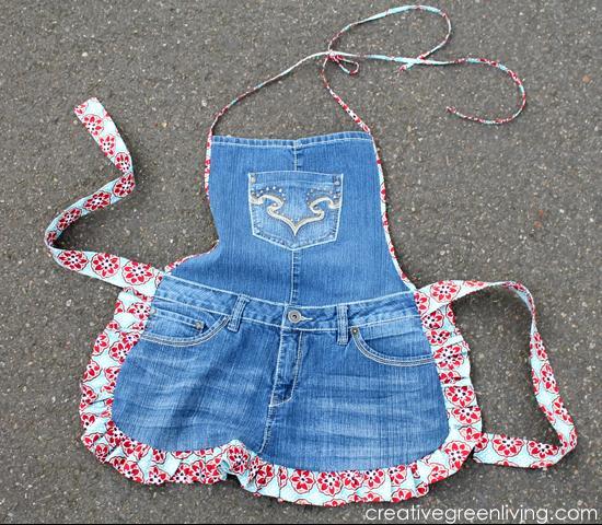 passo passo avental calca jeans reciclagem (7)