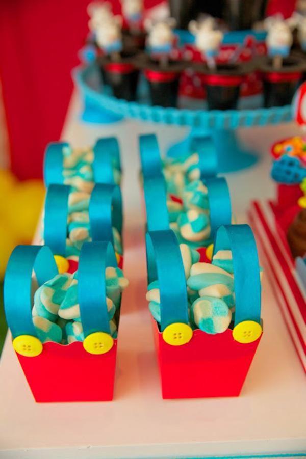 10 modelos lembrancinha aniversario infantil porta guloseimas caixinha sacolinhas potinhos criancas festa  (4)