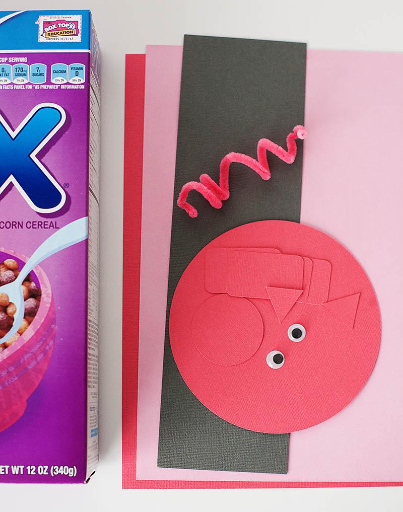 como fazer cofrinho caixa de cereal porquinho e robo (2)