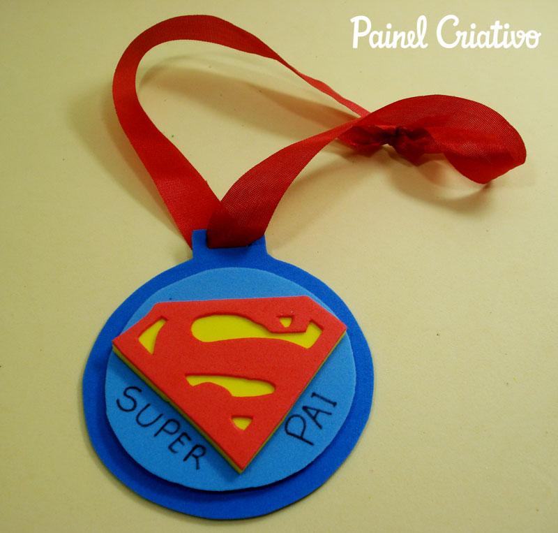 como lembrancinha dia dos pais medala em eva escola (3)